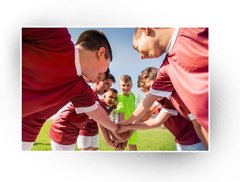 Podporujeme sportovní kluby