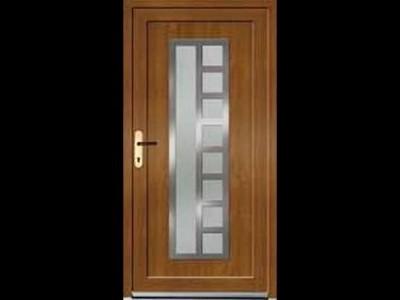 Vchodové dveře P11