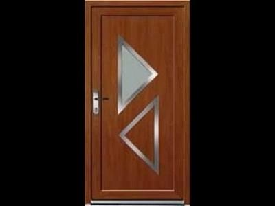 Vchodové dveře P18