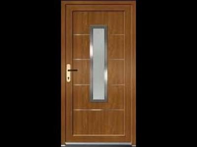 Vchodové dveře P1B